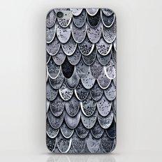 MAGIC MERMAID CLASSIC GREY by Monika Strigel iPhone & iPod Skin
