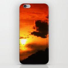 Red Sky II iPhone & iPod Skin