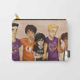 Heroes of Olympus Boys Carry-All Pouch