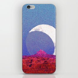 Cathedral of the Moon iPhone Skin