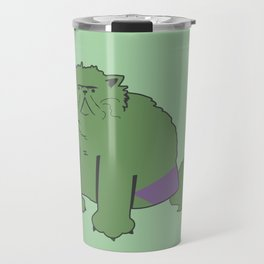 The Incatable Hulk Travel Mug