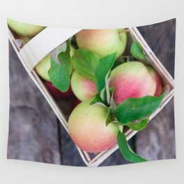 Apples for Pie Wall Tapestry