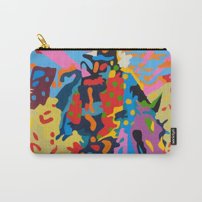 Deconstructed Spaghetti Western Carry-All Pouch