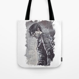 LEON / First day on the job / games Tote Bag