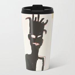 Basquiat 1960 Travel Mug
