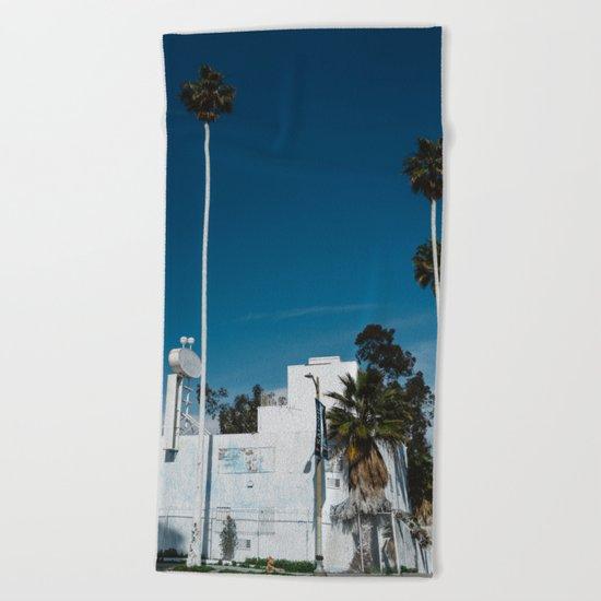 Bates Motel Beach Towel