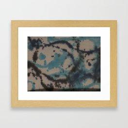 Tye Dye 3 Framed Art Print