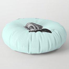 Meryl Streep Floor Pillow