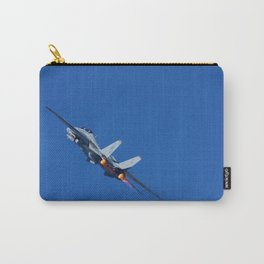 F14 -VF 101 - 'Into the Wild Blue' Carry-All Pouch