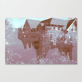 bewilder Canvas Print