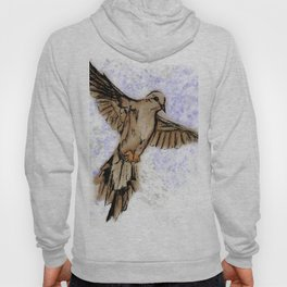 Morning dove Hoody