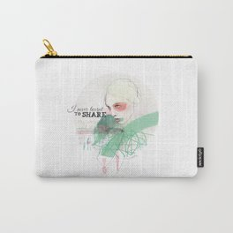 FASHION ILLUSTRATION 16 Carry-All Pouch