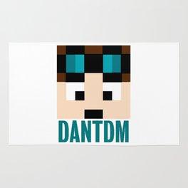 DANTDM Graphic Crystal Rug