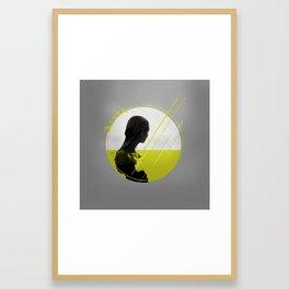 Myth of Danae Framed Art Print