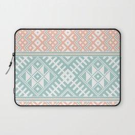 Tatar folk pattern Laptop Sleeve