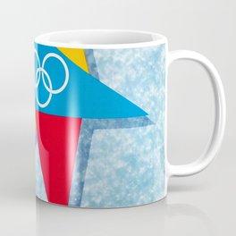 Squaw Valley 1960 - Vintage Wintersports Coffee Mug
