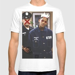 """""""THEY"""" SEEK TO DESTROY THE KING IN U.S. T-shirt"""