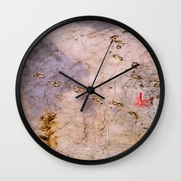 Urban Jungle 53 Wall Clock