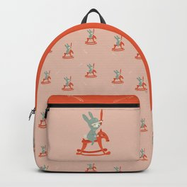 Rabbit Knight Backpack
