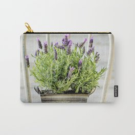 Lavender Chair Carry-All Pouch