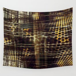 Replica Yellow Wall Tapestry