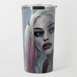 Harley Quinn - The Clown Princess Of Gotham Travel Mug