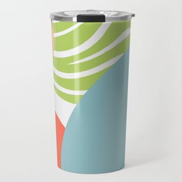 Peachy Beachy Travel Mug