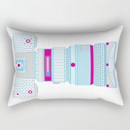 D.S.L.R. Rectangular Pillow
