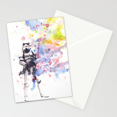 Storm Trooper from Star Wars Stationery Cards