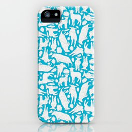 Cloudy sheep iPhone Case