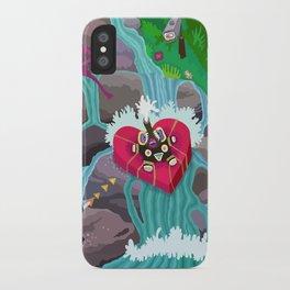 STELA INIZO-XUA iPhone Case