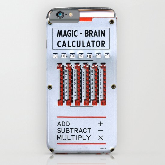 Magic Brain iPhone & iPod Case