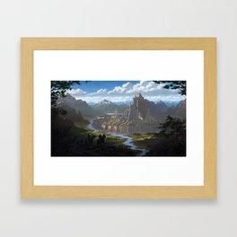 Kalas Marodin Framed Art Print