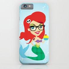 Hipster Mermaid Slim Case iPhone 6s
