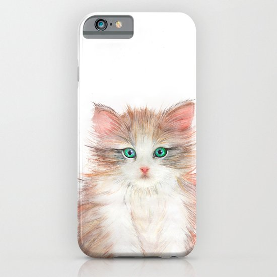 Little Kitten iPhone & iPod Case