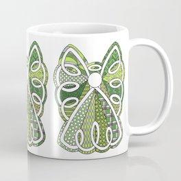 Lace Angel Coffee Mug