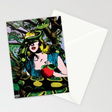 Without past Stationery Cards