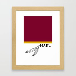 HTTR Framed Art Print