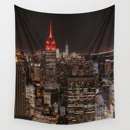 New York NY Wall Tapestry