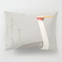 Brolga, Bird of Australia Pillow Sham
