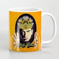 rap Mugs featuring Rap God by RJ Artworks