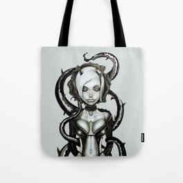 The Flower of Carnage Tote Bag