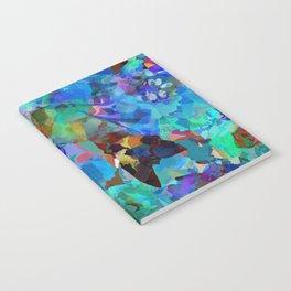 Hawaiian Jungle Batik Notebook
