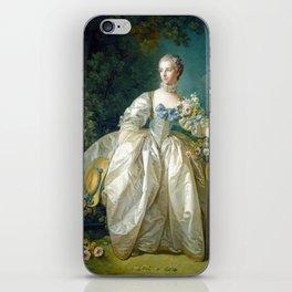 Madame Bergeret iPhone Skin