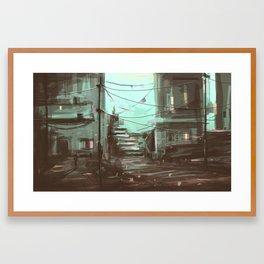 Concept Art | Illustration | Framed Art Print