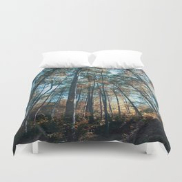into the woods 07 Duvet Cover