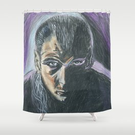 Warlock Shower Curtain