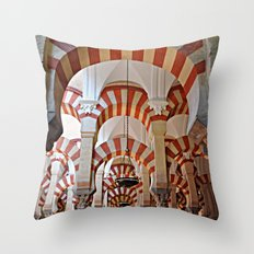 Córdoba, Spain Throw Pillow