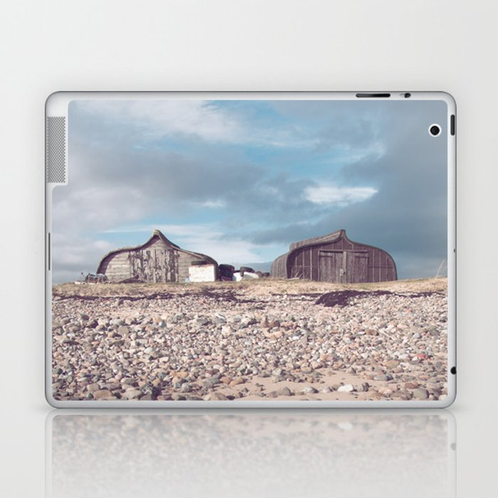 boat houses... Laptop & iPad Skin