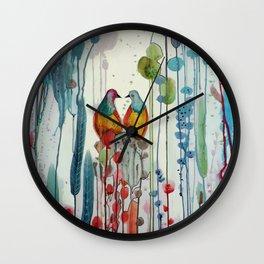 La belle histoire Wall Clock